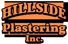 Hillside Plastering Logo
