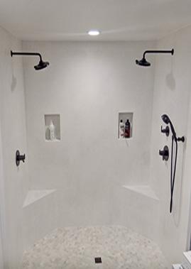Super shower finish pic 2